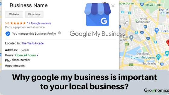 Google My Business Agency Melbourne